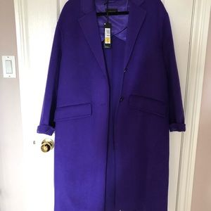NWT Brand New Autograph gorgeous spring coat